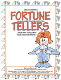 Fortune Tellers for Addition Facts