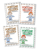 Fortune Tellers for Math Facts ♥ BUNDLE ♥