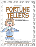 Fortune Tellers for Subtraction Facts
