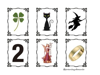 Fortune-telling cards. Do you dare?