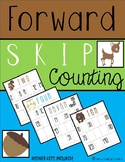 Forward Skip Counting Stations {2's through 10's}