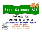 Foss Kit: Animals 2x2