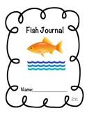 Foss Kit - Animals 2x2 - Goldfish and Guppies Journal