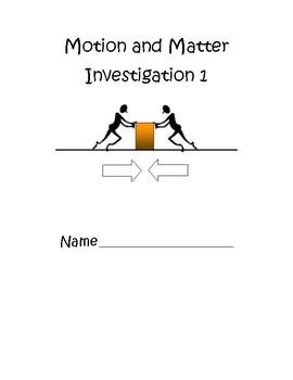 Foss Motion and Matter Inv. 1