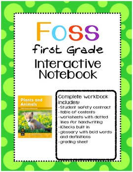 Foss: Plants and Animals