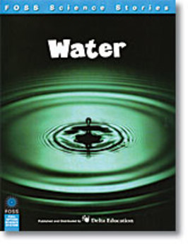 Foss Water Unit Plan, Investigation Notes, Vocabulary and