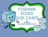 FossWeb Solids Task Cards