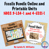 Fossil Bundle Online and Printable Units