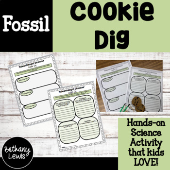 """Fossil """"Cookie Dig"""""""