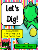 Fossil Dig Cookie Excavation and Dinosaur Dig Site Game