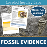 Fossil Evidence Inquiry Labs