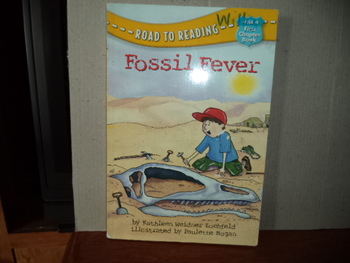 Fossil Fever ISBN 0-307-26400-9