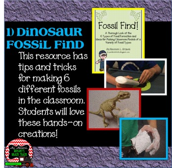 Dinosaur Fossil Find!  (Explore and Create: 6 Types of Fossil Formation)