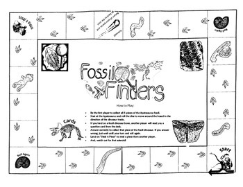 Fossil Finders review game