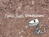 Fossil PowerPoint: Dinosaur Fossils