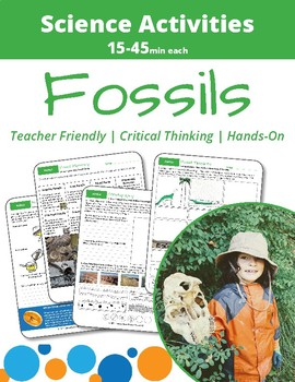 Fossil Formation: Learning how to make and date Fossils