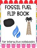 Fossil Fuel Flip Book