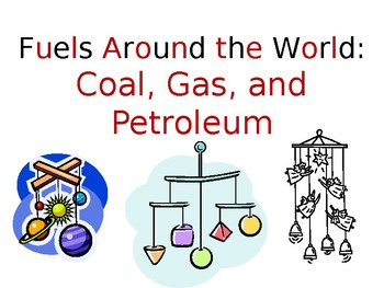 Fossil Fuels Around the World PowerPoint