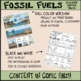 Fossil Fuels Comic