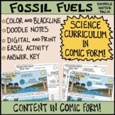 Fossil Fuels Learning Activity Package
