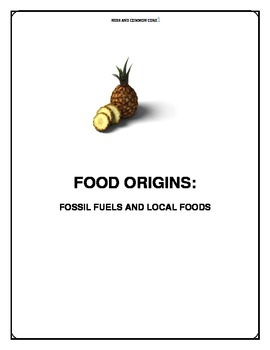 Fossil Fuels and Food