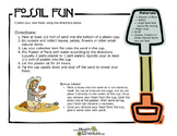 Fossil Fun - A Science Learning Activity