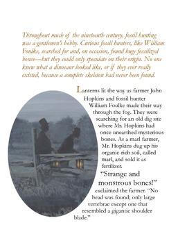 Literature Guide for Fossil Hunter