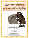 Fossil Imprint Investigation Using Scientific Method