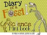 Dinosaur Fossil Informational Text Mini Book