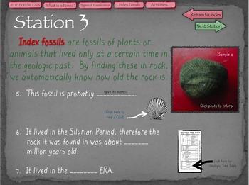 Fossil Lab LITE