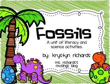 Fossil Literacy Unit