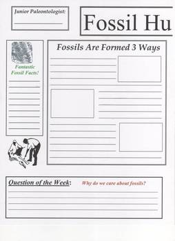 Fossil Newspaper