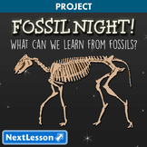 Fossil Night! - Projects & PBL