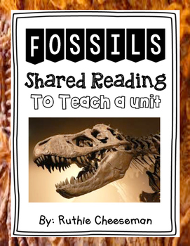 Fossil Shared Reading Activity