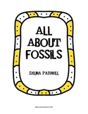 Fossil Unit: Vocabulary, Experiment, Reflection, and Extension Projects