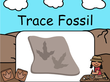 Fossil Vocabulary Google Classroom Google Slides
