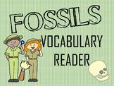 Fossil Vocabulary Reader