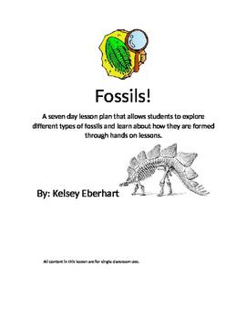 Fossils!