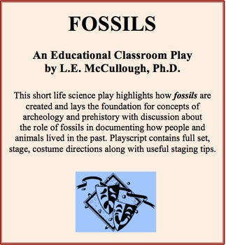 Fossils - A Life Science Play