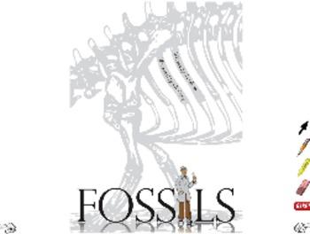 Fossils  -ActivInspire Flipchart