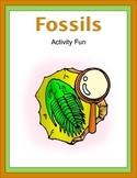 Fossils Activity Fun