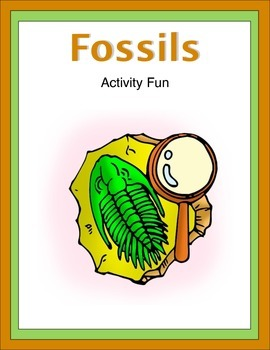 Fossils Activity Fun
