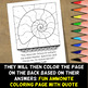 Fossils Color by Number - Science Color by Number
