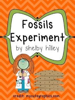 Fossils Cookie Experiment