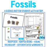 Fossils, Extinction, and Paleontologist Unit (Special Education)