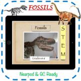 Fossils - Lesson Grades 6-12 -  21st Century