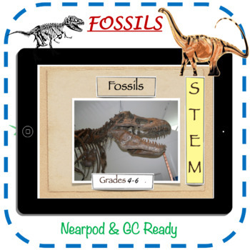 Fossils - Lesson Grades 6-12 -  21st Century