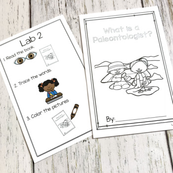 Fossils STEAM Unit | Science Centers for Primary Grades
