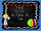 Fossils Scoot- Great for GA Milestone!