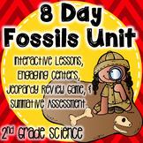Fossils Unit Plan-2nd Grade Interactive